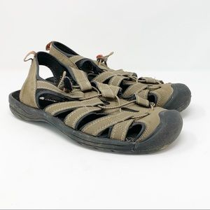Ozark Trail Hiking Trail Closed Toe Sandals